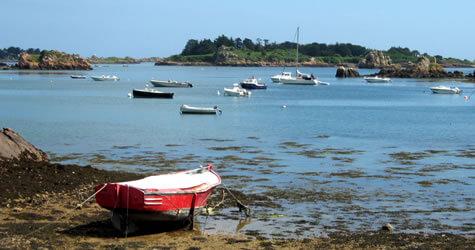 Photo Île de Bréhat - Saint-Malo