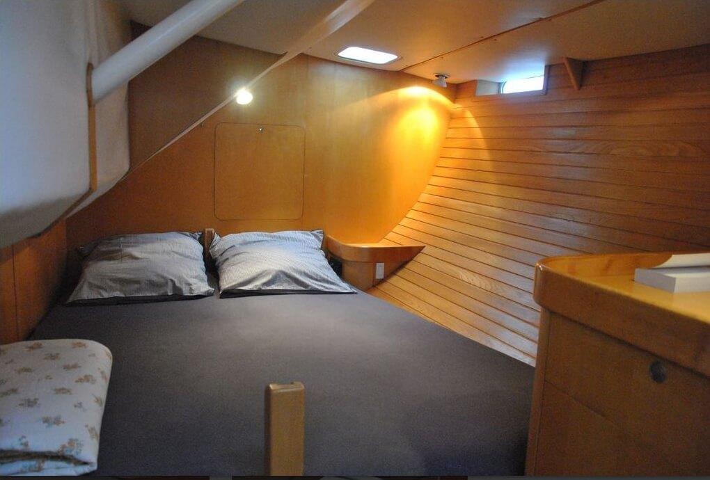 Photo de l'intérieur du Capo di Fora