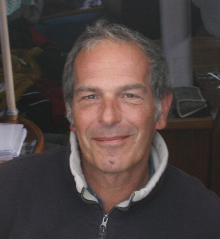 Portrait de Olivier Rapeaud